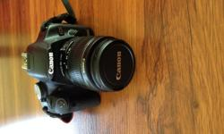 My Canon D500 SLR is on sale and in perfect condition.