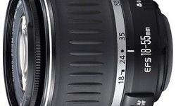 This is the standard stater kit lens The EF-S 18-55mm