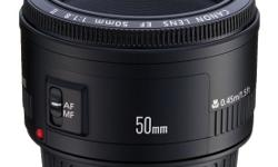 Lightweight and affordable, this sharp lens with a fast
