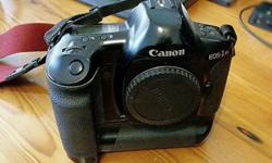 Canon EOS 1 N High speed film camera in good working