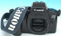 Canon EOS 1000n SLR Film camera for sale NOTE: This is