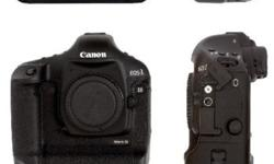 Secondhand Canon EOS 1D Mark III - R10499 10 Megapixel