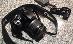 Canon EOS 400D camera in good condition for sale EFS