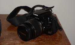 Canon EOS 400D digital camera set for sale. Includes: