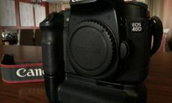 Canon 40d Grip included Cash Only Serviced by ORMS 3 x