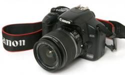 Canon EOS 450D The EOS 450D blends uncompromising