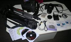 Canon EOS 500D Includes: software, drivers, manuals,