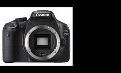 The Canon 550D brings professional EOS features into an
