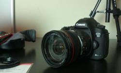 Up for sale is my baby: Canon 5D Mark 3 My main use for