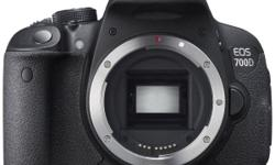 Canon EOS 7D Body only - as new.