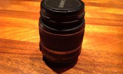 Soort: Lenses Soort: EOS For sale - Canon EOS EFS 18 -
