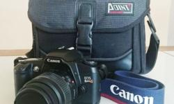Canon EOS Rebel G 35mm Film SLR Camera. Imported from