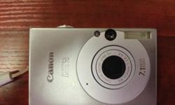 Soort: Digital Camera The Canon IXUS 70 is a standard,