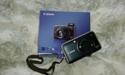 Canon digital camera for sale. Perfect working order.