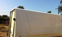 Very good condition high volume canopy only R6000.