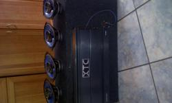 Beskrywing I have an 8000W XTC amp 4 channel,4000W