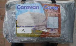 Caravan cover for small vans up to length of 4,75