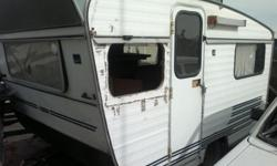 Selling my Caravan for R 5,500 which is
