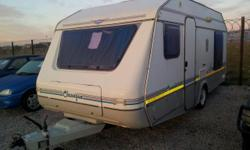 Hi Caravan for sale in good condition R59.900 Phone