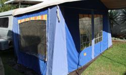 Full tent for sale + Add A Room for SPRITE SPRINT Tent
