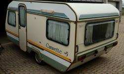 Caravan Gypsey Caravette 5 for sale.5 bed = 2 x double