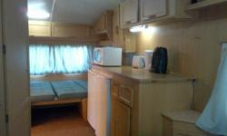 Gypsey and other caravans for hire. We deliver, setup