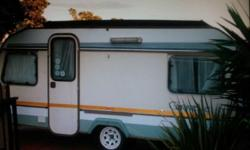 Caravelle  Caravan in excellent condition