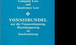 Case Book on the Law of Partnership, Company Law &