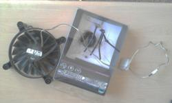 Used Cooler Master Turbine Master Mach 1.8 case fan.
