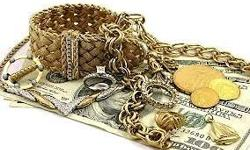 GOLD BUYERS ON WHEELS WILL BRING YOU INSTANT CASH FOR