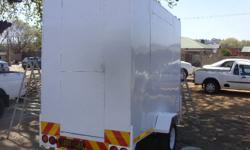 CATERING TRAILERS CUSTOM BUILD INCLUDES REGISTRATION