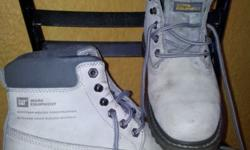 Size 8 in very good condition. Grey