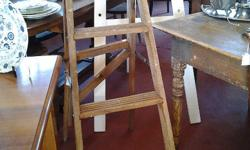 I have small, Medium and Large ladders in stock. Small