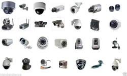 cctv camera's perfect working condition r95 each 60 to