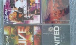 Dvds Hillsong Live worship. Hillsong-mighty to save.