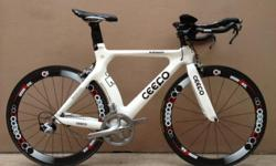 Soort: Bicycle Triathletes require bikes designed for