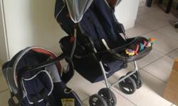 Celino Pram and Car seat for sale. Very Good