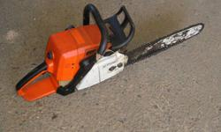 STIHL Chain Saw for sale - R3000-00 Escovana Chain saw