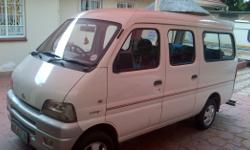 Fabrikaat: Ander Model: Chana 7seater Mini Van