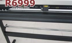 V-Series Vinyl Cutter with 1130mm Working Area, plus