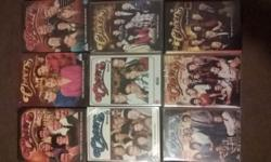TV SERIES CHEERS DVD BOXSETS THEY ARE ALL BRAND NEW