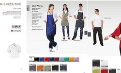 We supply a wide range of uniforms for, Restaurants,
