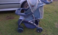 Chelino snug and safe and pram combo for sale R800 onco