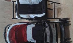 Condition - Both car seat and pram are fully-functional