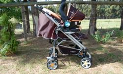 Chelino pram and car seat for sale! We also buy and