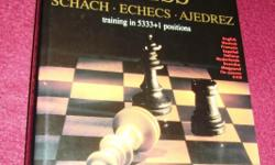 CHESS, training in 5333 1 positions by Polgar First