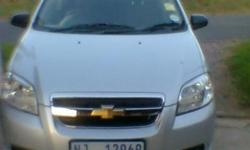 Fabrikaat: Chevrolet Model: Aveo Mylafstand: 7,000 Kms