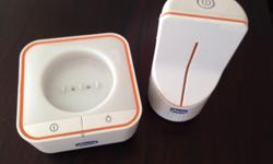 Chicco baby monitor as per picture