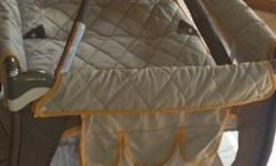 Chicco camping cot in immaculate condition like new,