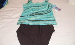 CHRISTINA swimming suit, size 10 (USA), brand new.